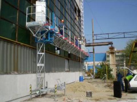Inchiriere sisteme de ridicat pentru lucrul la inaltime de la Azzurra Piattaforme