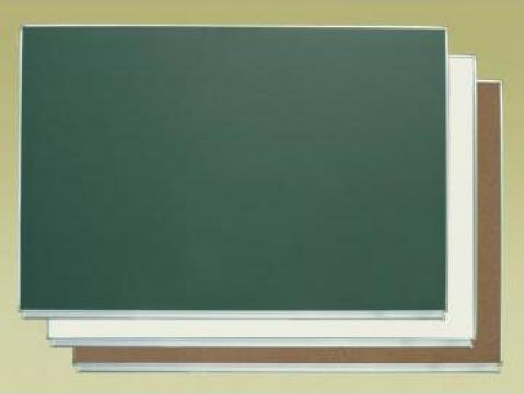 Table scolare, culoare verde de la Sc Cassiel International Srl