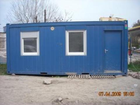 Container modular locuit sau birou de la Dekau Prosistem