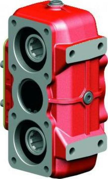 Priza de putere Splitter Box de la Sisteme Hidraulice Srl