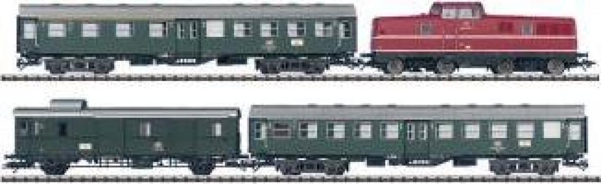 Jucarie, Set Tren regional de la Sc Electron Hgd Import Export Srl
