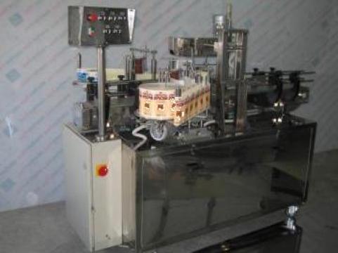 Instalatie de etichetat automata