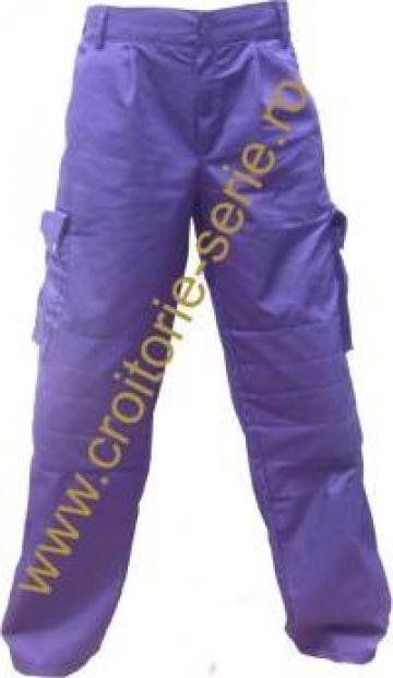 Pantalon interventie
