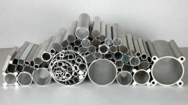 Tevi aluminiu de la MRG Stainless Group Srl
