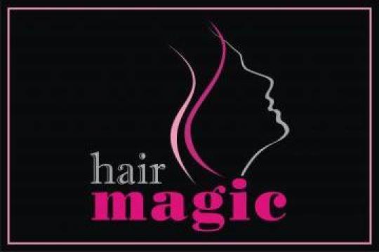Extensiide par natural Magic Hair de la Smyrna