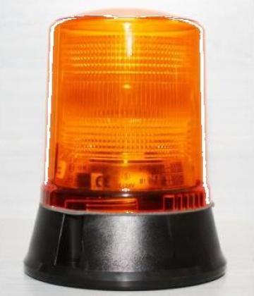 Girofar auto portocaliu cu flash 60 Ws de la Flashalarm Electric
