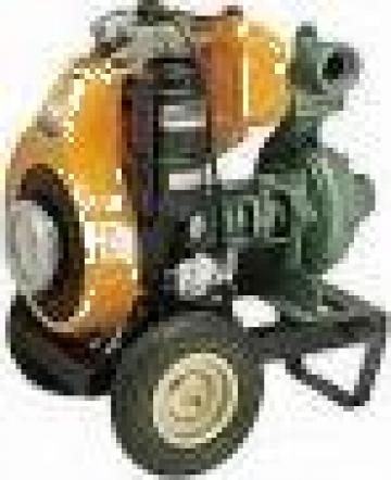 Motopompa Diesel 4LD640 LY3 electric