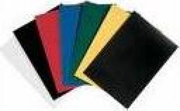 Coperti de carton imitatie piele A4 230 gr/ mp de la S.c. Jovial Birotica S.r.l.