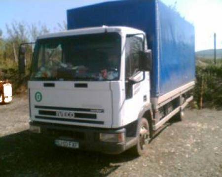 Camion Iveco Tector 3,7 util de la Pax Trans