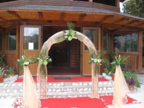 Aranjamente nunti, aranjamente sala nunta cu agentie nunti de la Select Event