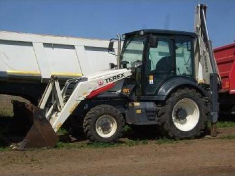 Buldoexcavator Terex 860 de la Daf & G ConstructSrl