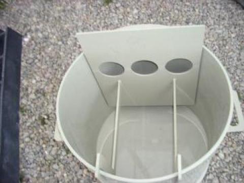 Rezervoare, piese speciale sudate din pp, pvc, pe de la Eco Rotary SRL