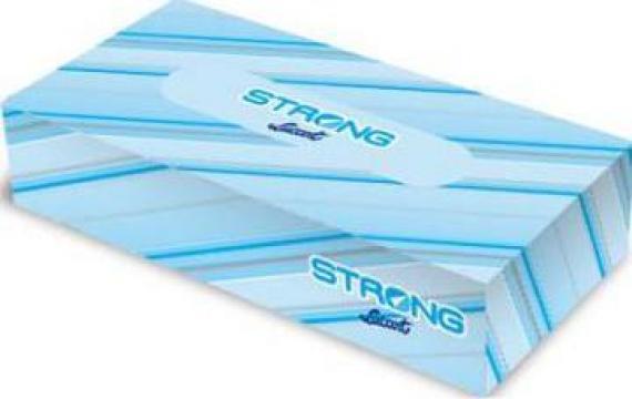 Servetele faciale Strong Lucart 100V de la Profesional SP Srl.