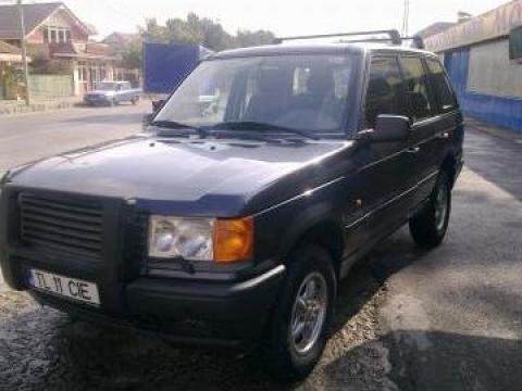 Range Rover TD