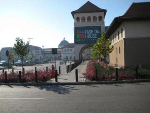 Amenajari spatii verzi centre comerciale