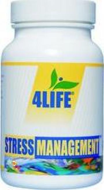 Supliment alimentar Stress Management