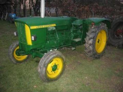 Tractor agricol John Deere de la Sc Let-Con Construct Srl