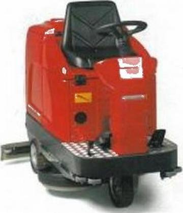 Aparate pentru spalat pardoseli Lavamatic bt 820 de la Tecnowash 2000 Impex S.R.L