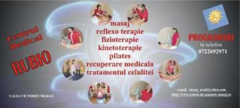 Servicii de sanatate - masaj Arad - Rubionest de la Domestic Service