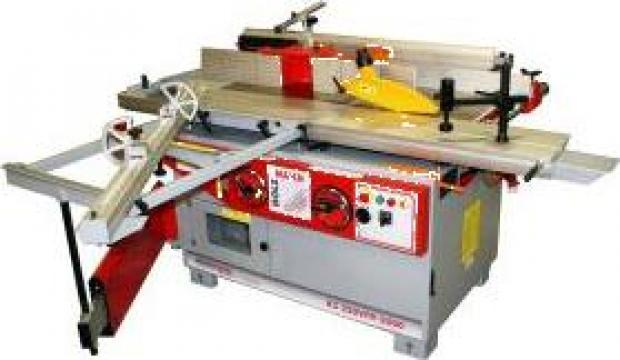 Masina universala de tamplarie, cu 5 operatii de la Cod 5A Prodcomserv Srl