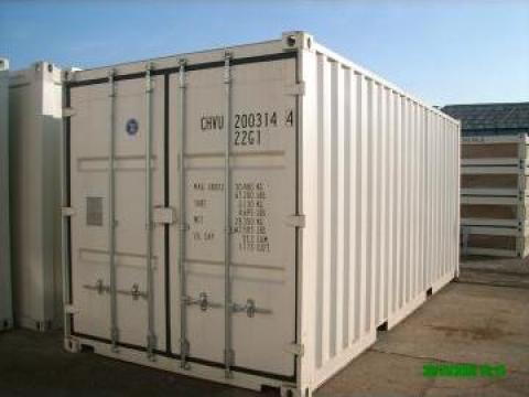 Container Metalic de la Chv Container Ro Srl