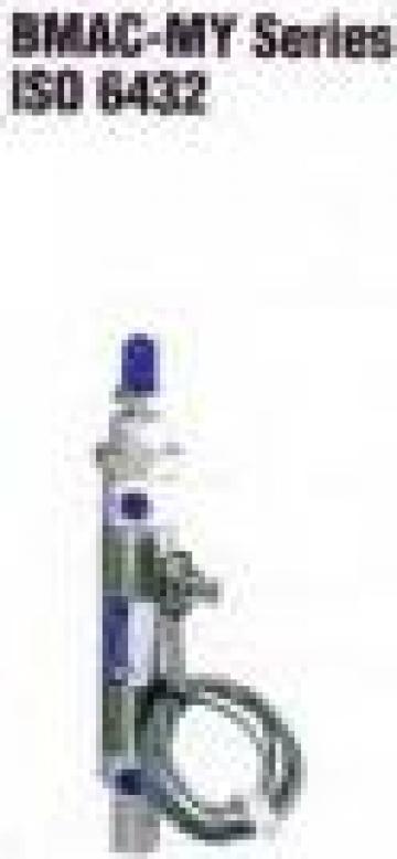 Micro cilindrii pneumatici ISO-6432 BMAC-MY 20*160 de la Airo & Co