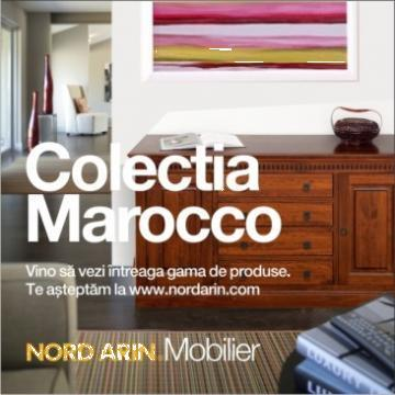 Mobilier sufragerie Marocco de la Nord Arin International