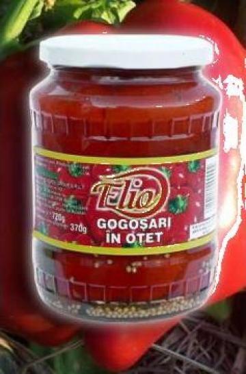 Gogosari in otet la borcan Elio