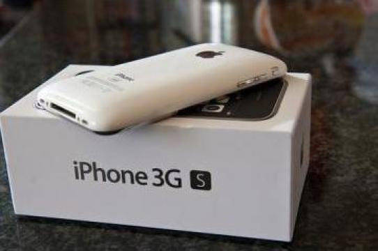 Telefon mobil Nokia N97, Apple iPhone 3GS 32 Gb de la Shop Limited