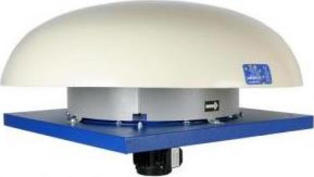 Ventilator turela axial de acoperis 8900 mc/ h de la Mabro Profesional