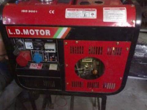 Generator de curent electric 380/ 220 V