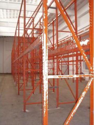 Rafturi metalice second hand sau reconditionate de la Store Logistic