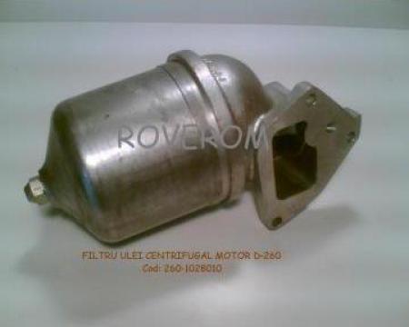 Filtru ulei centrifugal motor D-260