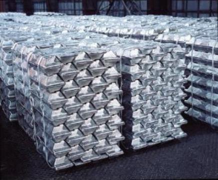 Lingouri aluminiu