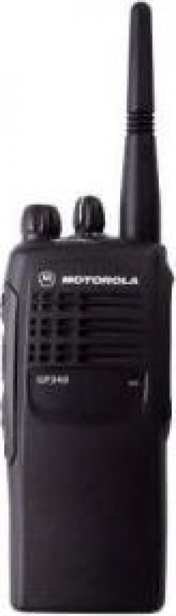 Statie radio portabila profesionala, Motorola