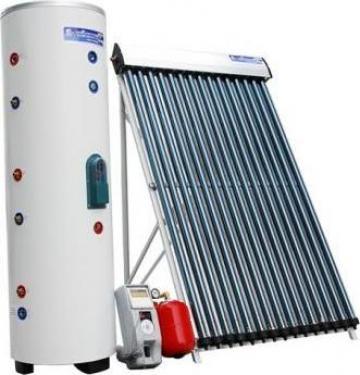 Instalatii solare termice pentru producerea apei calde de la Alternative Clean Energy Systems Srl