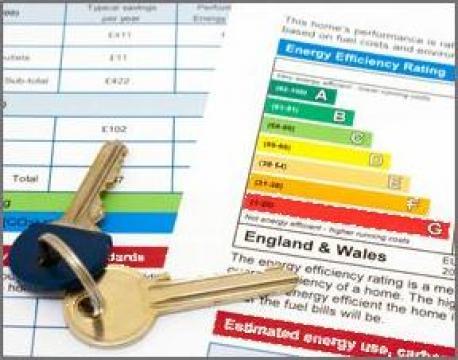 Certificat energetic - audit energetic de la Prahovainvest