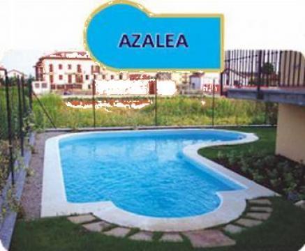 Piscina dreptunghiulara Azalea