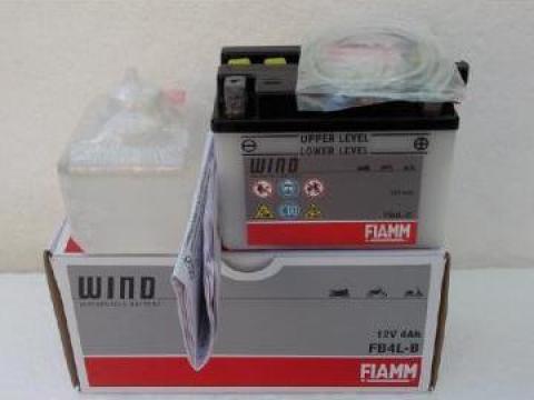 Baterii FIAMM (scuter/moto/atv) Nr. 1 Italia