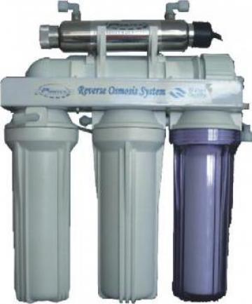 Filtru de apa Sorgente microfiltrare 5 microni Uv Philips