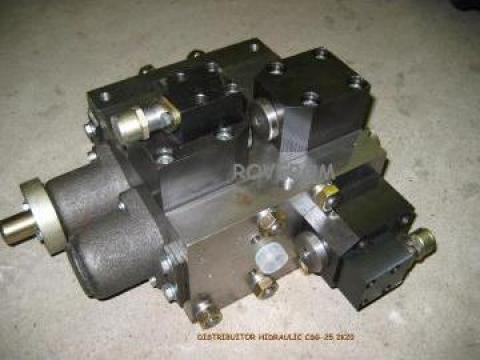 Distribuitor hidraulic Amkodor to-18; to-28