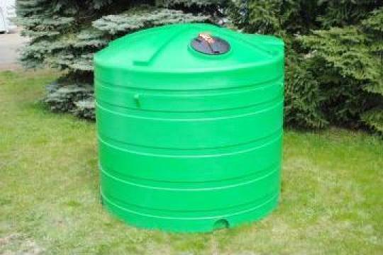 Cisterna stocare apa-7000 l