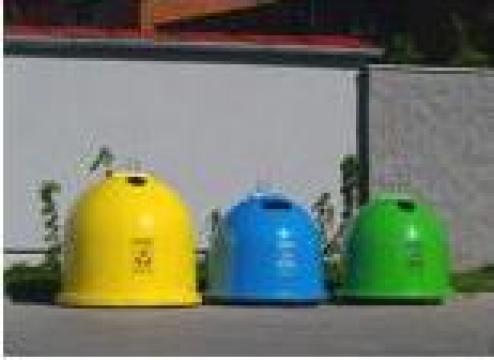 Container fibra de sticla Fibreglass Recycling Containers