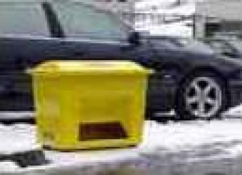 Lazi de nisip -Containere pentru materiale granulare 110 l