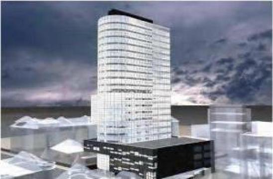 Proiect Bucharest Tower Center de la Anteea International Srl