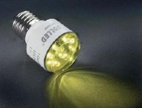 Lampi economice de curent continuu SoLLEd de la Ecovolt