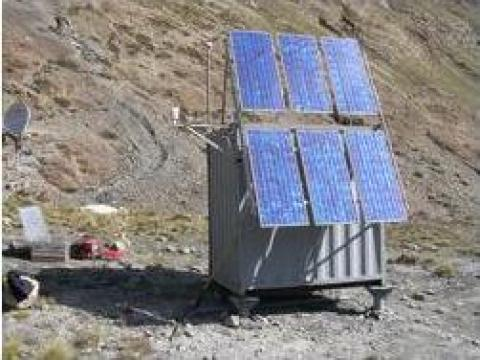 Panouri solare fotovoltaice de la Ecovolt