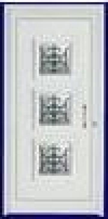 Usi interior din PVC