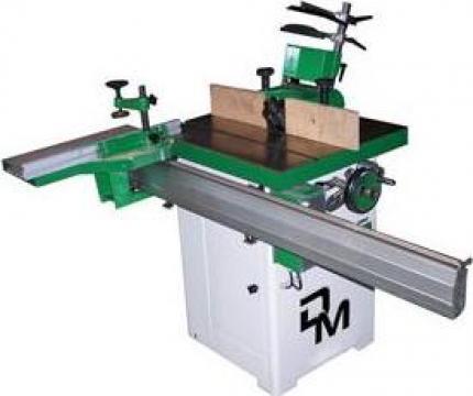 Masina de frezat Open CE cu ax vertical inclinabil