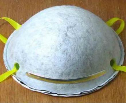 Masca cu carbon activ FFP2 respirator P2 de la Huizhou Novaegis Protective Equipment Factory